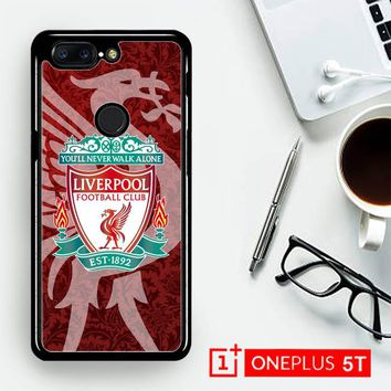 Liverpool Fc Logo Z3071  OnePLus 5T / One Plus 5T Case