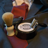 Luke - The Master Edition of the 4-Piece Safety Razor Kit