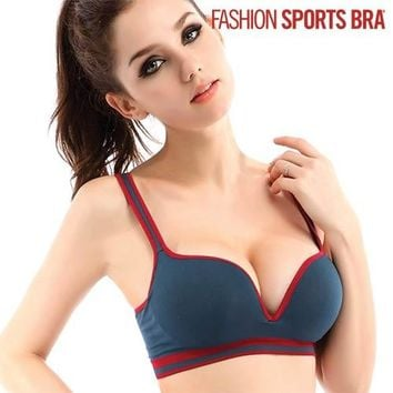 Fashion Sports Bra