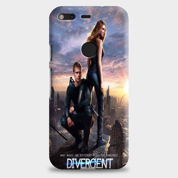 Divergent Mortal Instrument And Hunger Game Google Pixel Case | casescraft