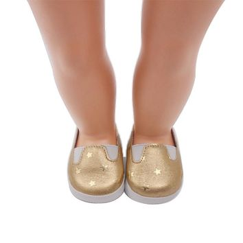"Doll shoes ,bue sport leisure doll shoes for 18"" inch american girl doll for baby gift   S117"