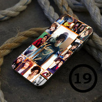 Harry Styles One Direction Collage - iPhone 4/4s, iPhone 5/5S, iPhone 5C and Samsung Galaxy S3/S4 Case.
