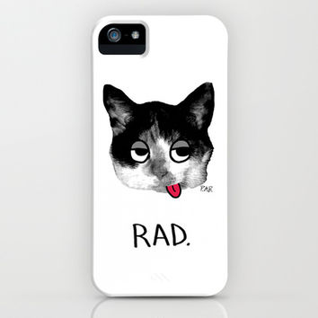 RAD. iPhone & iPod Case by Philip A. Buck