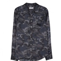 BRETT CAMOUFLAGE SHIRT | GIRISSIMA.COM - Collectible fashion to love and to last