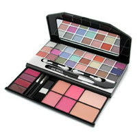 Cameleon Makeup Kit G1672-1 : 24xe-shdw, 1xe-pencil, 4xl-gloss, 4xblush, 2xpressed Pwd.. --- By Cameleon