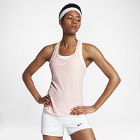 The NikeCourt Dry Slam Women's Tennis Tank.