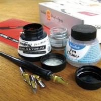 Speedball Lettering and Calligraphy Kit