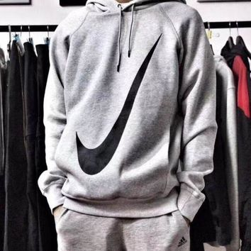ESBHD2 Nike Hooded Sweatshirt Pullover Long Sleeved Tops Sweater