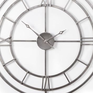 Cicero Wall Clock | Clocks | Home Accents | Decor | Z Gallerie