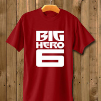Big Hero 6 shirt for man and woman shirt / tshirt / custom shirt