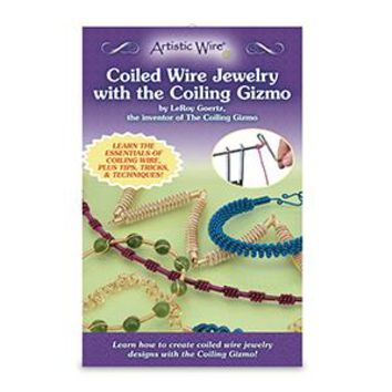 JBKGOERTZ2 - Coiled Wire Jewelry W/ Gizmos-1/Cd | Pkg 1