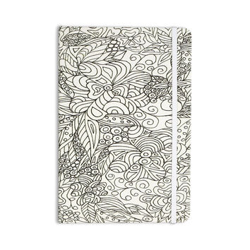 "Rosie Brown ""Zentangle Garden"" Zentangle Everything Notebook"