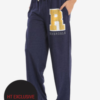 Riverdale Varsity Logo Guys Pajama Pants Hot Topic Exclusive