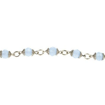 Cornflower Trousseau Bracelet - Lenny and Eva