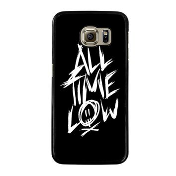 ALL TIME LOW LOGO Samsung Galaxy S6 Case