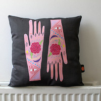Lucky Hands Pillow
