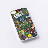 Pierce The Veil and a day to remember iPhone 4/4S, 5/5S, 5C,6,6plus,and Samsung s3,s4,s5,s6