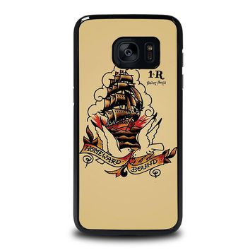 SAILOR JERRY Samsung Galaxy S7 Edge Case Cover