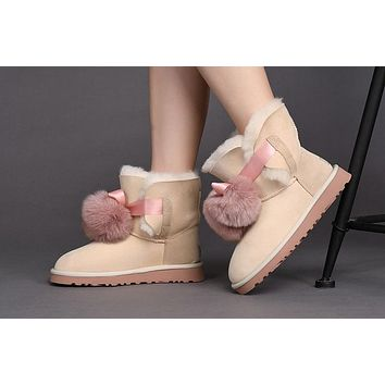 Best Deal Online UGG Limited Edition Classics DUSK Boots GITA Women Shoes 1018517