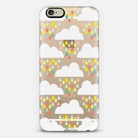Happy Rain iPhone 6 case by Eloisa Docton | Casetify
