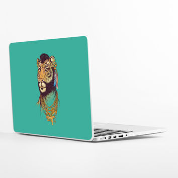 Mr T(iger) Laptop Skin