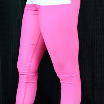 Fit For A Belle PINK Leggings