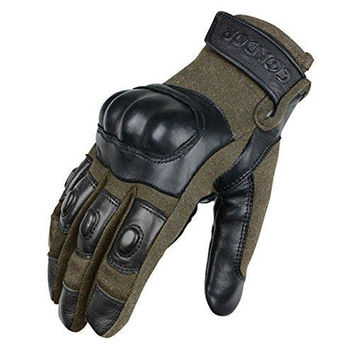 Syncro Tactical Glove Color- Tan (Large)