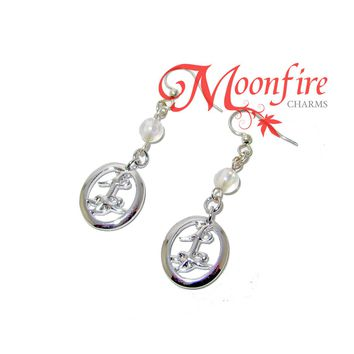 THE MORTAL INSTRUMENTS Parabatai Rune Witchlight Earrings