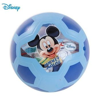 Disney Mickey Mouse Children Toy Football kid  small size 2 football Funny Outdoor Sport Family Game DAB40474-A