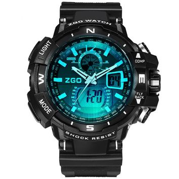 New g Style Digital Watch S Shock Men military army Watch water resistant Date Calendar LED Sports Watch relogio masculino