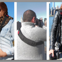 BOOMR - The Most Comfortable Camera Strap EVER!