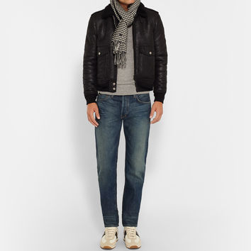 Tom Ford - New Kaihara Denim Jeans | MR PORTER