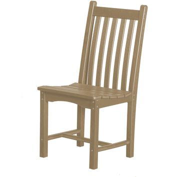 Wildridge Heritage Outdoor Side Chair  - Ships in 10-14 Business Days