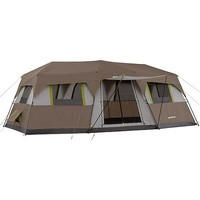 Ozark Trail 10 Person 3-room Instant Cabin Tent - Walmart.com