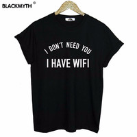 NORMAL IS BORING  Black  White  Tops hirt Women Tops Slim Casual Top Shirts Women Clothing Plus Size