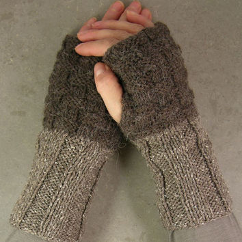 fingerless gloves fingerless mittens arm warmers by piabarile