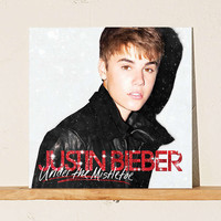 Justin Bieber - Under The Mistletoe LP - Urban Outfitters