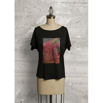 Misty Mood Beautiful tee