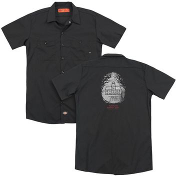 American Horror Story - Its Everywhere (Back Print) Adult Work Shirt