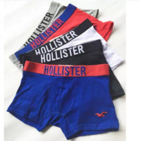 hollister new  seagull men's boxer shorts (5 color)