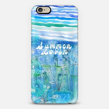 summer lovin iPhone 6 case by Sandra Arduini | Casetify