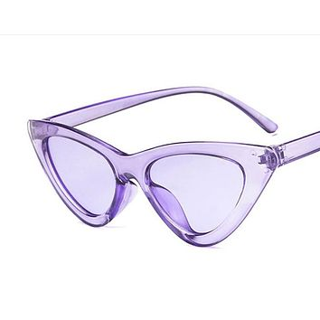 LOLITA - Jelly Cateye Glasses