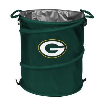 Green Bay Packers NFL Collapsible Trash Can Cooler
