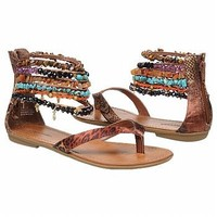 Women's ZIGI SOHO  Milan Brown African Sunset Shoes.com