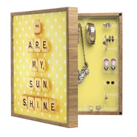 Happee Monkee You Are My Sunshine BlingBox Petite