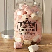 Retro Sweets Jar Giant Marshmallows