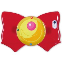 Sailor Moon Iphone 5s/5 Case Ribbon Shap Red Transformation Brooch