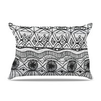 "Catherine Holcombe ""Blanket of Confusion"" Pillow Case - Outlet Item"