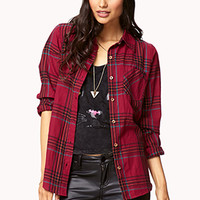 Desert Plaid Shirt