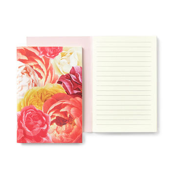 "kate spade new york ""floral"" notebook set"
